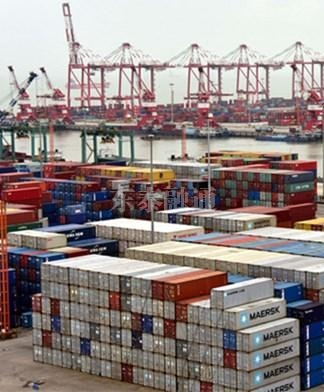 广州港口码头物流