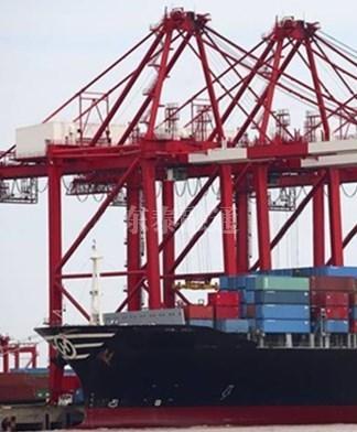 深圳港口码头物流